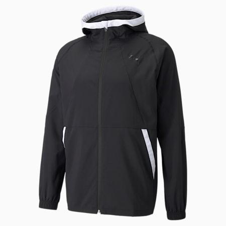 Vent Woven Men's Training Jacket, Puma Black, small