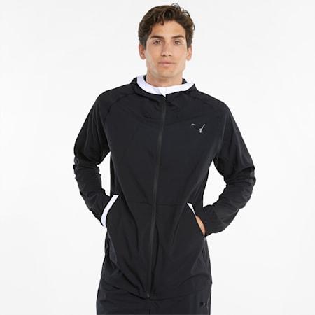 Vent Woven Men's Training Jacket, Puma Black, small-GBR