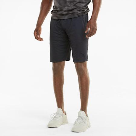 "Knitted 10"" Men's Training Shorts, Puma Black, small-GBR"