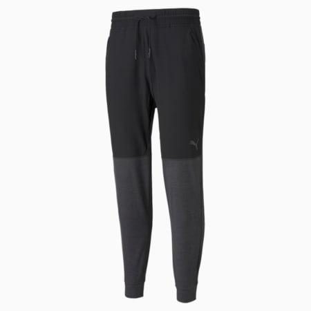 Pantalones de entrenamiento CLOUDSPUN Protection para hombre, Puma Black Heather, pequeño