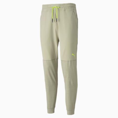 Pantalones de entrenamiento CLOUDSPUN Protection para hombre, Spray Green Heather, pequeño