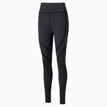 EVERSCULPT Full-Length Women's Training Leggings, Puma Black, small