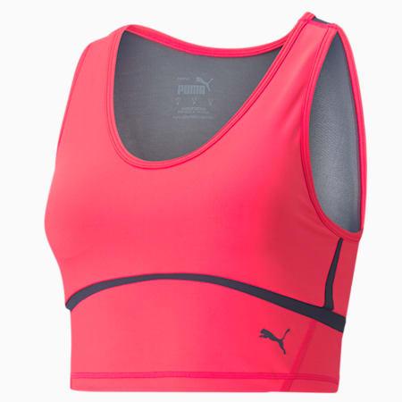 Camiseta sin mangas de entrenamiento al cuerpo EVERSCULPT para mujer, Sunblaze-Spellbound, pequeño