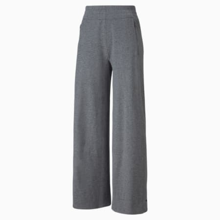 CLOUDSPUN Women's Training Pants, Puma Black Heather, small