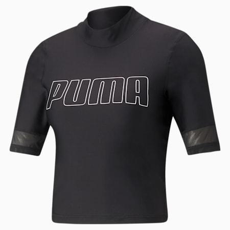 Top de entrenamiento para mujer EVERSCULPT, Puma Black, small
