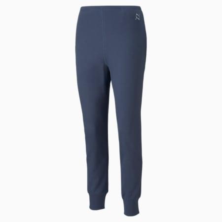 Pantalón de entrenamiento con cintura alta acanalada Exhale para mujer, Spellbound, pequeño