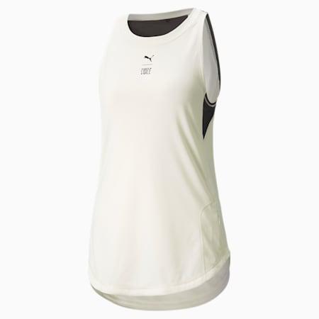 PUMA x FIRST MILE Women's Training Tank Top, Ivory Glow, small-GBR