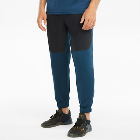 PUMA x FIRST MILE FT Men's Training Pants, Intense Blue, small-GBR