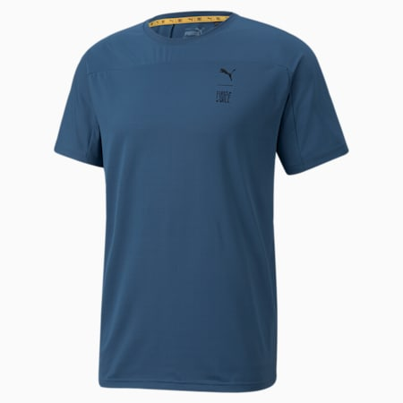 Camiseta de entrenamiento PUMA x FIRST MILE para hombre, Intense Blue, pequeño