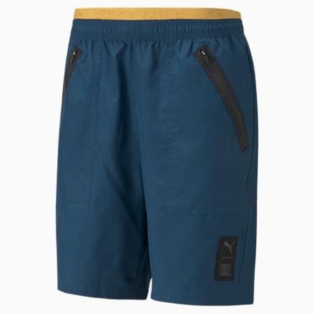 PUMA x FIRST MILE Woven Men's Training Shorts, Intense Blue, small-SEA