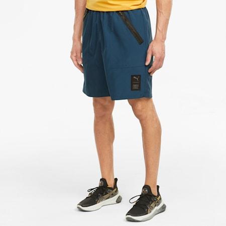 PUMA x FIRST MILE Woven Men's Training Shorts, Intense Blue, small