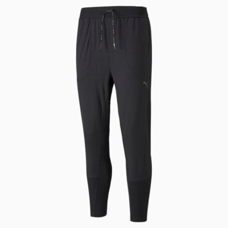 Męskie spodnie treningowe Studio Yogini, Puma Black, small