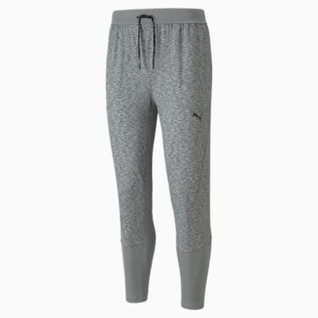 Pantalones de entrenamiento Studio Yogini para hombre, Medium Gray Heather, pequeño