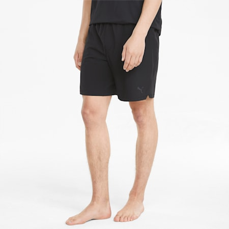 "Studio 7"" Men's Training Shorts, Puma Black, small"