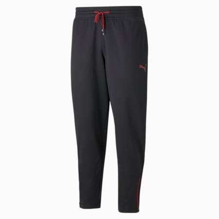 Pantalones de entrenamiento de polar Fade PWR para hombre, Puma Black, pequeño