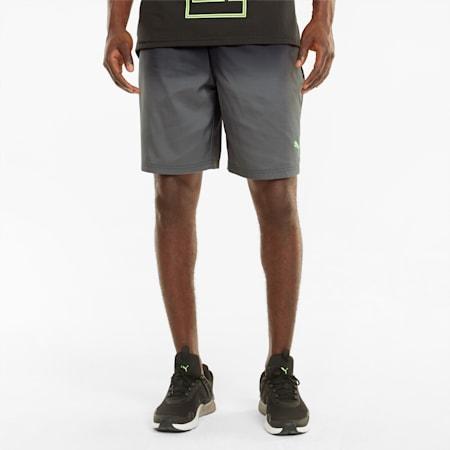 "Fade Printed Woven 7"" Men's Training Shorts, Puma Black, small"