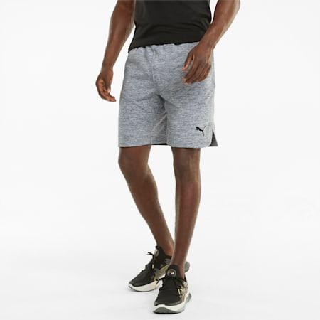 "CLOUDSPUN 8"" Men's Training Shorts, Medium Gray Heather, small"