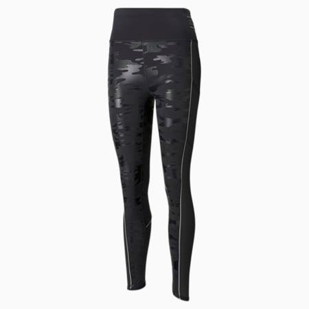 Leggings para correr de cintura alta 7/8 High Shine para mujer, Puma Black, pequeño