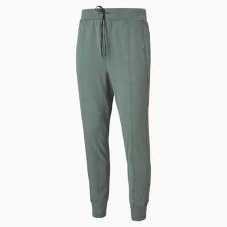 Pantalón de entrenamiento Studio Wash para hombre, Balsam Green, pequeño