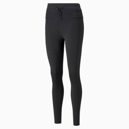 Leggings de entrenamiento con cintura alta de largo completo PUMA x GOOP para mujer, Puma Black, pequeño
