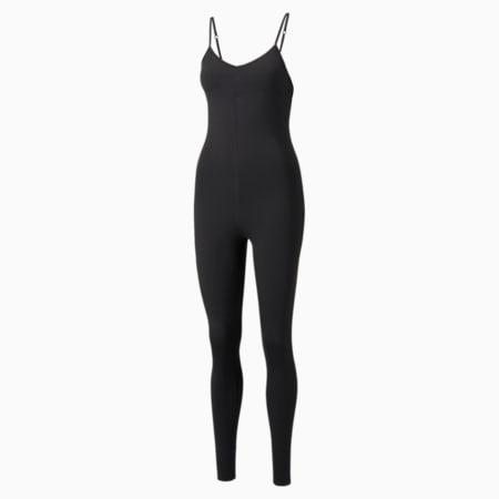 PUMA x GOOP Women's Training Bodysuit, Puma Black, small-GBR