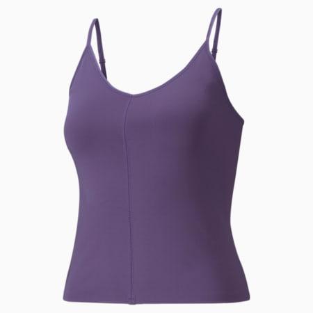 Tank top da allenamento PUMA x GOOP donna, Purple Reign, small