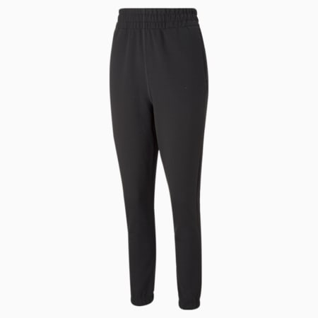 Damskie spodnie dresowe PUMA x GOOP, Puma Black, small