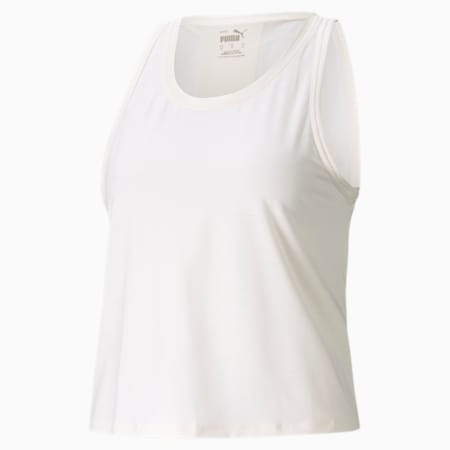 Forever Luxe Damen Trainings-Tank-Top, Eggnog, small