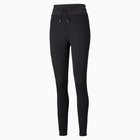 Pantalones de entrenamiento para mujer Forever Luxe, Puma Black, small