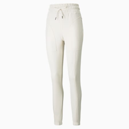 Forever Luxe Women's Training Joggers, Eggnog, small