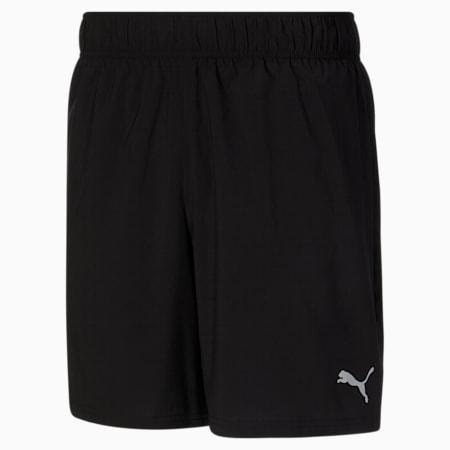 Favourite 2-in-1 Herren Laufshorts, Puma Black, small