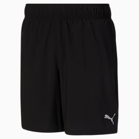 Favourite 2-in-1 Men's Running Shorts, Puma Black, small