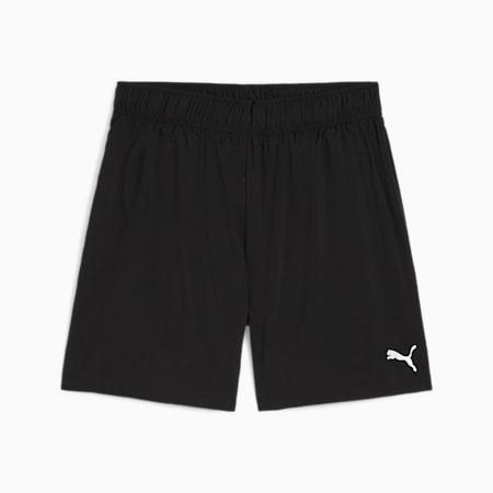 Favourite 2-in-1 Men's Running Shorts, Puma Black, small-GBR