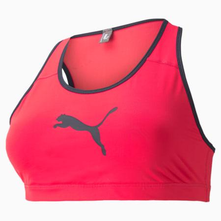 Mid Impact 4Keeps Women's Training Bra, Sunblaze-Spellbound-CAT, small