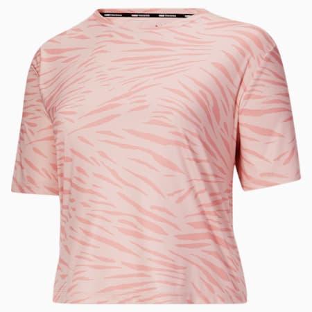 T-shirt Performance AOP PL, femme, Lotus, petit