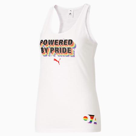 Camiseta sin mangas de entrenamiento PUMA x OUT FOUNDATIONpara mujer, Puma White, pequeño