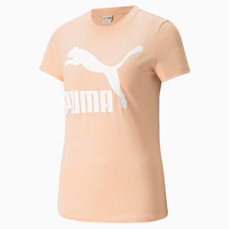 T-shirt Classics Logo, femme, Parfait aux pêches, petit