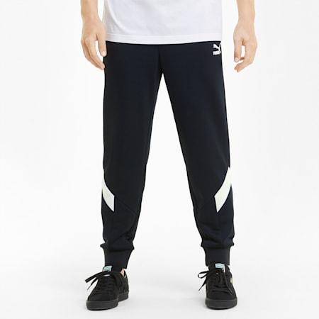 Iconic MCS Men's Track Pants, Puma Black, small