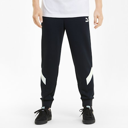 Pantalones de chándal MCS Iconic para hombre, Puma Black, small