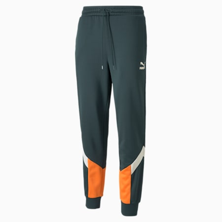 Iconic MCS Men's Track Pants, Green Gables, small-GBR
