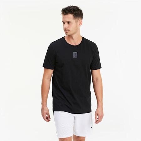 T-Shirt CLD9 GTG All Set pour homme, Cotton Black, small