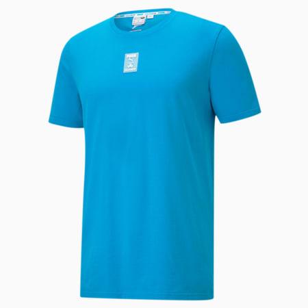 CLD9 GTG All Set T-shirt voor heren, Hawaiian Ocean, small