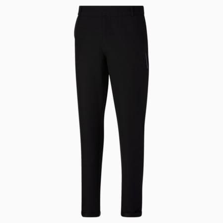 Pantalones Porsche Design con cinco bolsillos para hombre, Jet Black, pequeño