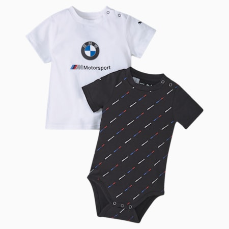Set BMW M Motorsport Babies, Puma Black, small