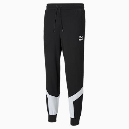 Pantalon de survêtement en maille Iconic MCS, homme, Puma Black, petit