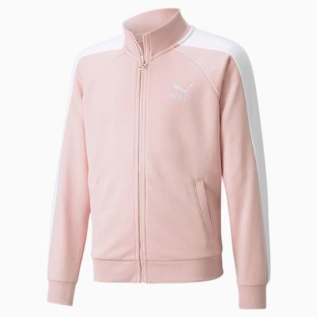 Młodzieżowa kurtka dresowa Classics T7, Lotus, small