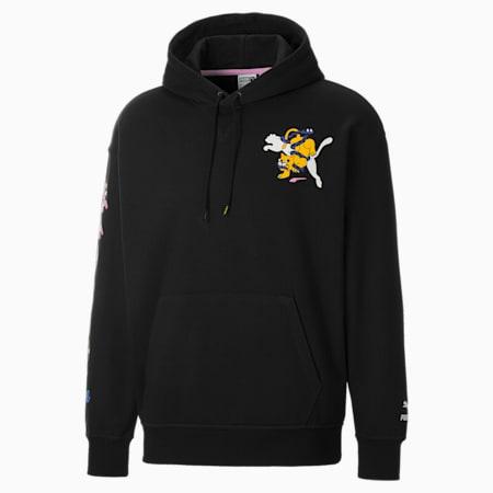 PUMA x  BOKU hoodie heren, Puma Black, small