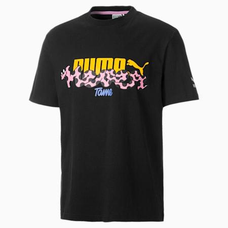 PUMA x BOKU Herren T-Shirt, Puma Black, small