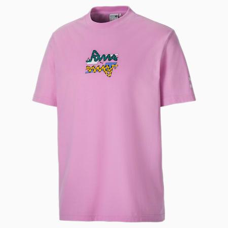 T-shirt PUMA x  BOKU uomo, Pastel Lavender, small