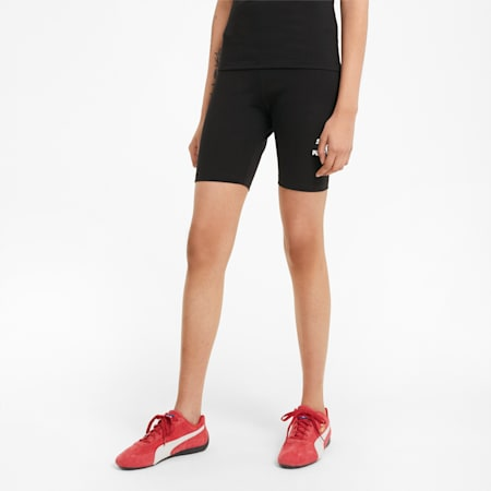 Classics Women's Short Leggings, Puma Black, small-GBR